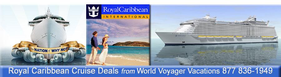 Royal Caribbean Cruise Deals Royal Caribbean Cruise Specials