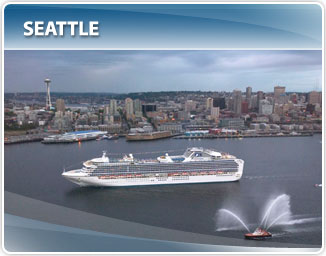 Alaska Cruises ... Cruises To Alaska From Seattle
