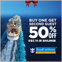 Royal Caribbean Holiday Sale