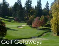 Golf Getaways from Bahamas Travel