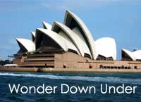 Wonder Down Under from Bahamas Travel