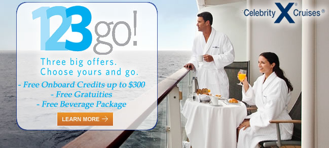 123 Go Celebrity Cruises
