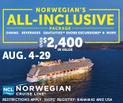 ncl all inclusive cruise promotion