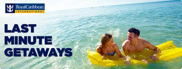 royal caribbean last minute cruise sale going going gone