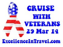 Cruise with Vets Icon