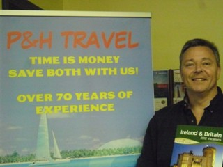 Phil Patterson, P&H Travel