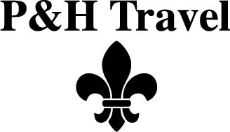 P&H Travel - full service agency - cruises, hotels, honeymoons, vacations, car rentals, trains, and more!