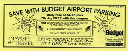 Airport parking coupons omaha ne