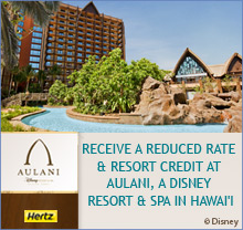 Reduced Rate & Resort Credit at Aulani, A Disney Resort & Spa in Hawai'i