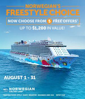 NCL August Deals