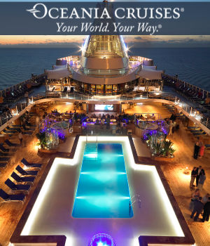 Oceania Cruises September Deals