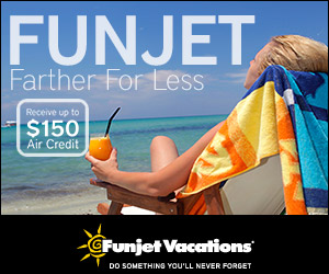 Funet Vacations Air Credit Sandals Beaches summer vacation beach warm all inclusive