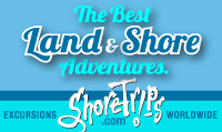 Shore Trips-shore excursion booking engine