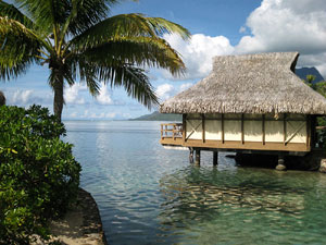 InterContinental Resort and Spa Moorea - Bungalow #523 Exterior