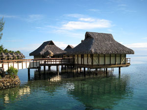 InterContinental Resort and Spa Moorea - Premium Over Water Bungalows