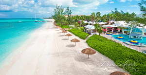 Sandals all inclusive resorts