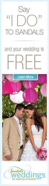 Sandals FREE WEDDINGS