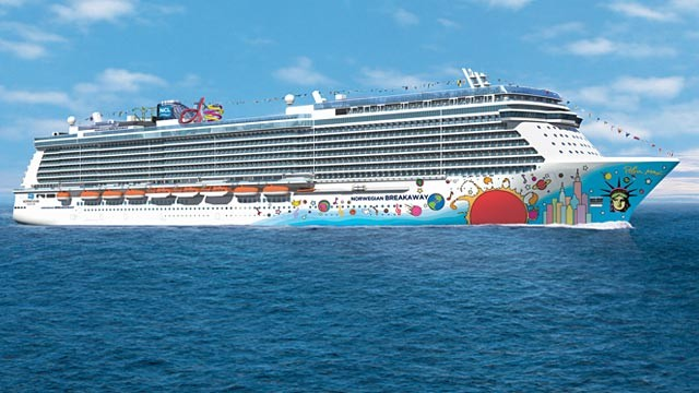 NCL Breakaway - The Newest Ship to Sail from New York City!