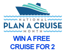 National Cruise Month Icon