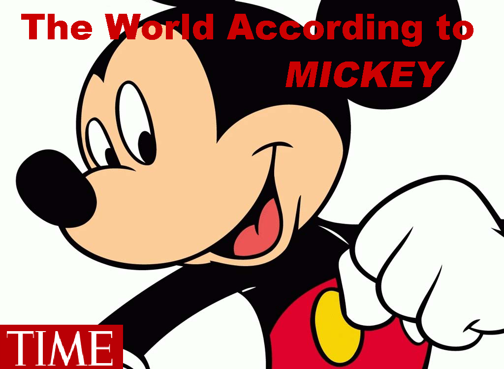 The World According to Mickey
